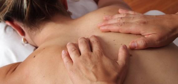 Klasická švédská masáž