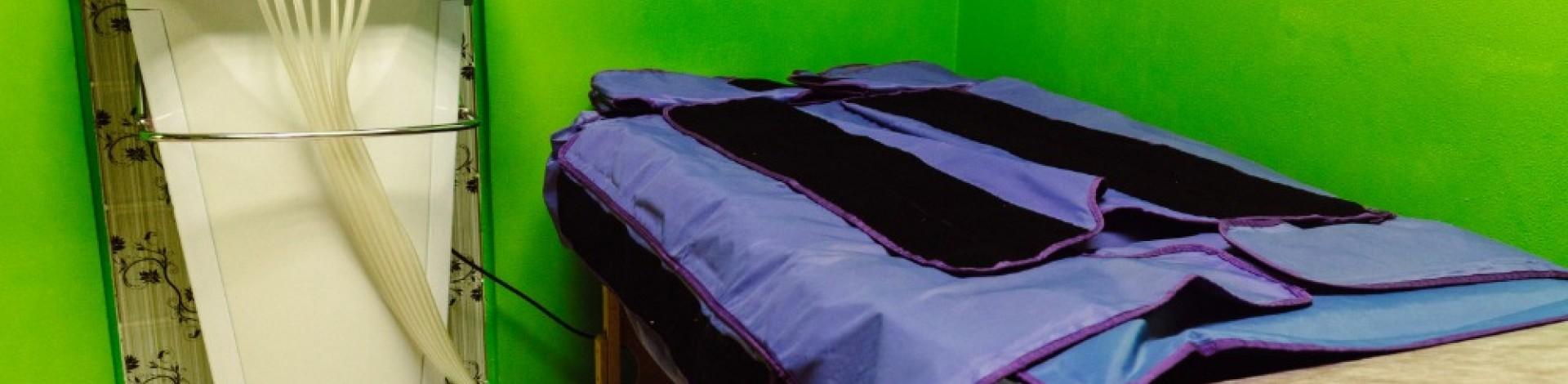 Lymfodrenážní nohavice